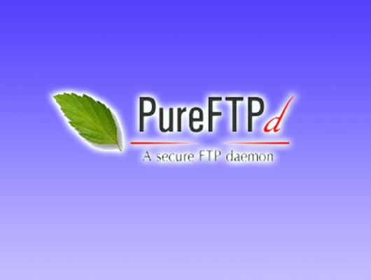install pure-ftpd almalinux