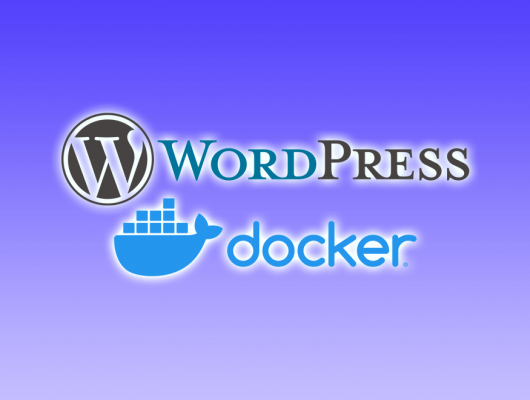 install wordpress docker