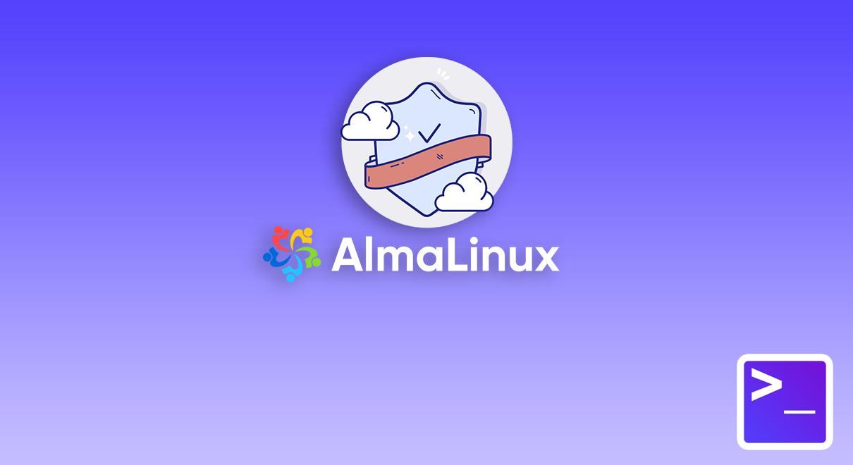 security hardening almalinux vps