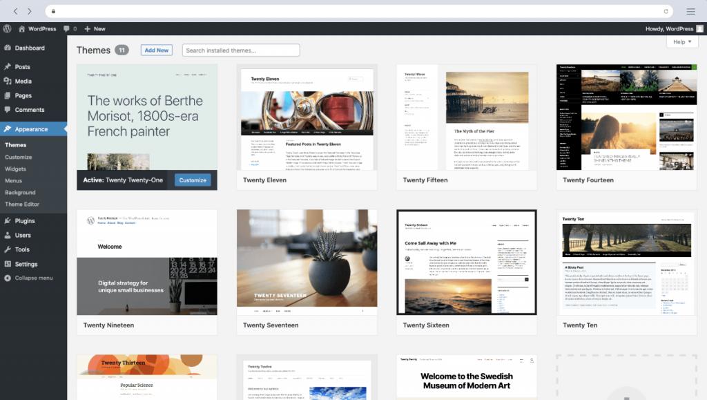 WordPress Hosting in VPS Cloud Server