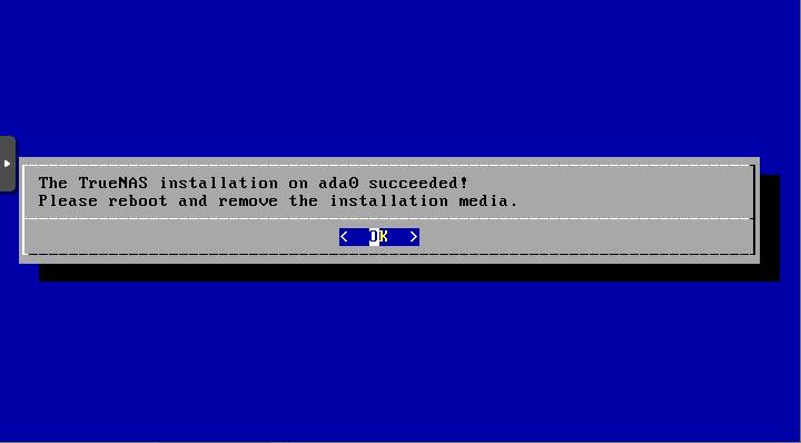 installing truenas on vps hosting