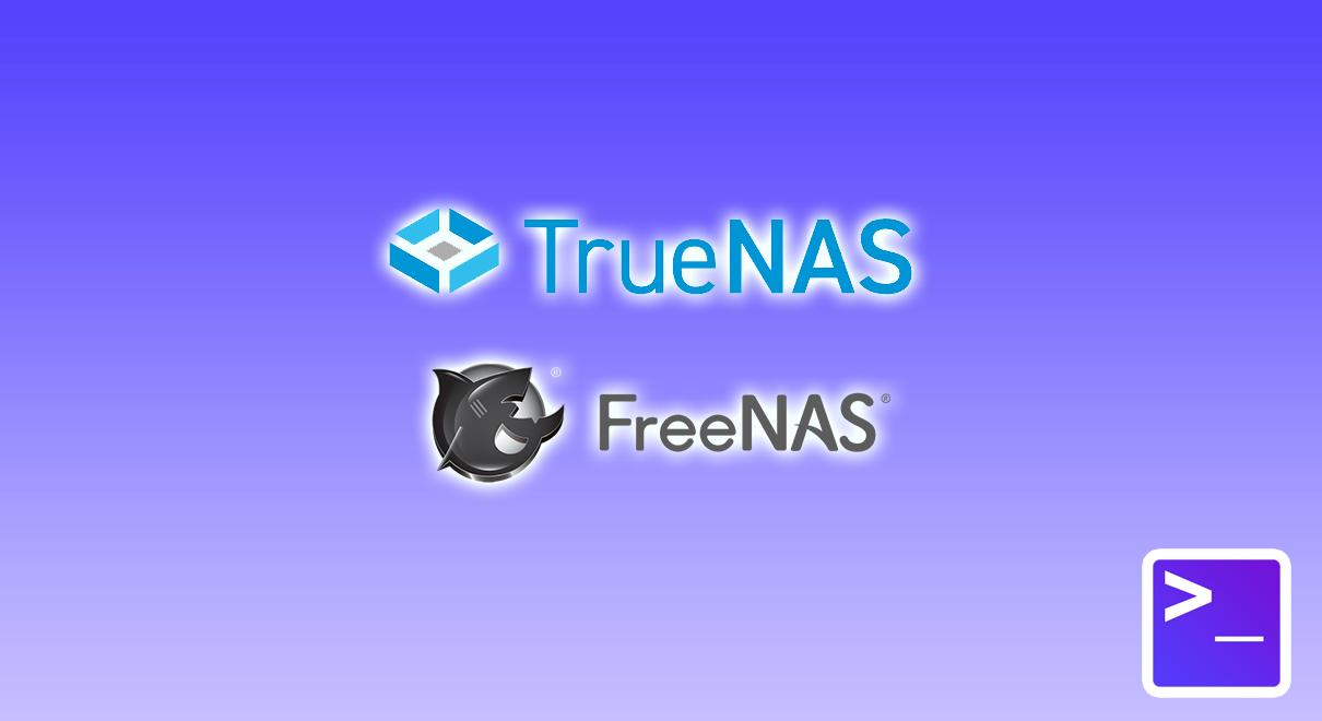 install configure truenas freenas