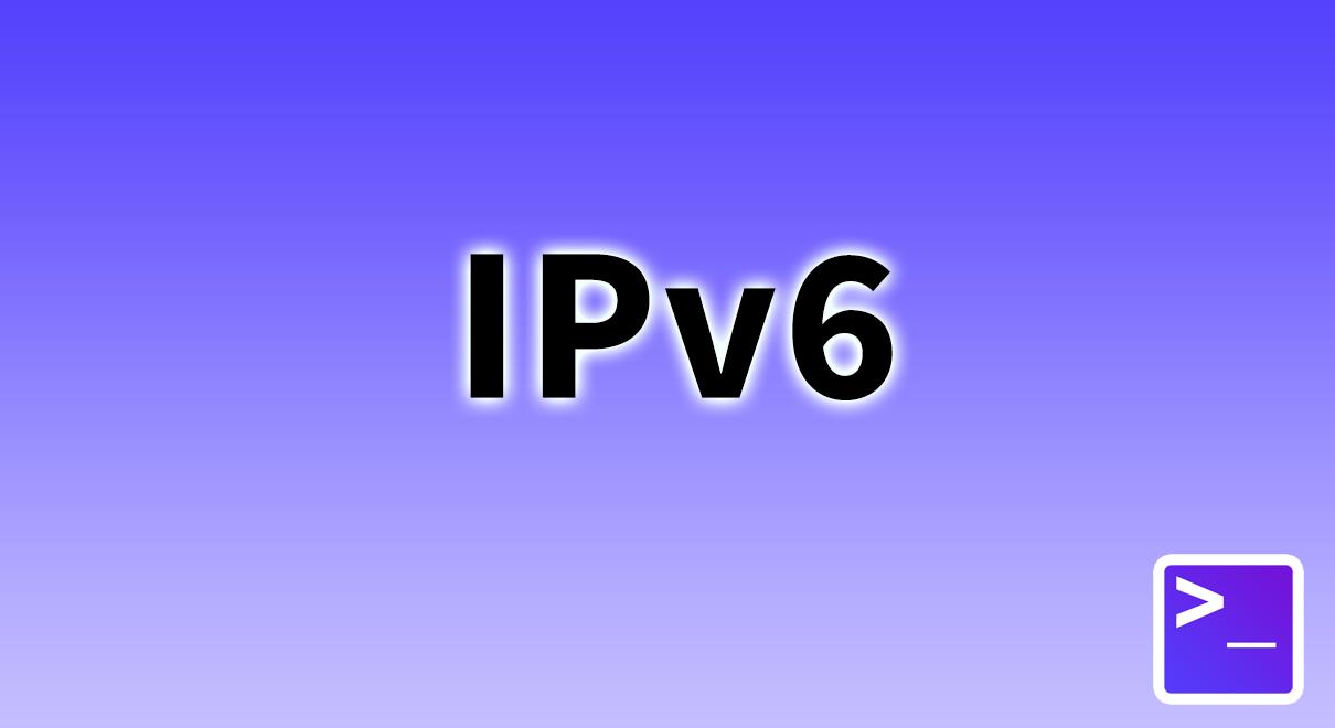 static ipv6 address almalinux